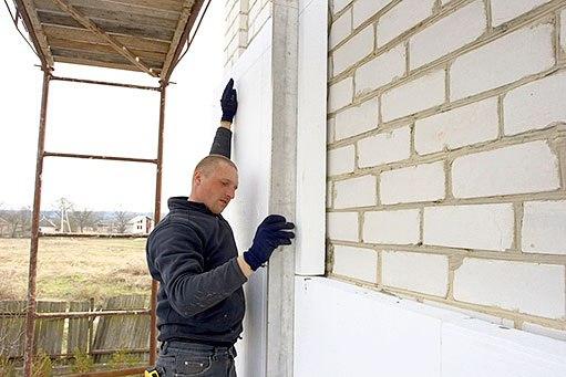 Что входит в капитальный ремонт фасада здания
