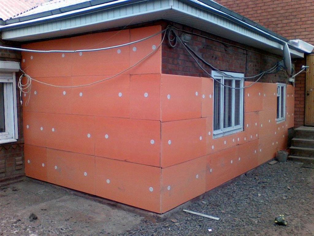 Краски по фасаду и декоративной штукатурки